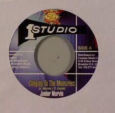 JUNIOR MURVIN - CLINGING TO THE MEMORIES 'QUEEN MAJESTY' (STUDIO 1) 2006