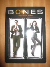 Bones - Season 2 (DVD, 6-Disc Set)