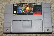 King Of Dragons (Super Nintendo Entertainment System SNES) Cart GREAT Shape
