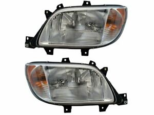 For 2003-2006 Dodge Sprinter 2500 Headlight Assembly Set 81188ZP 2004 2005