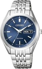2017 NEW CITIZEN Watch CITIZEN COLLECTION Eco-drive radio clock AT6060-51L Men's