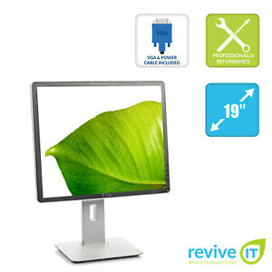 """Dell Professional P1914S 19"""" 1280x1024 5:4 LED Backlit IPS LCD Monitor - Grade A"""