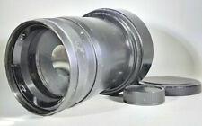 KMZ MTO Grand Prix 1958 500mm f/8 Mirror Prime Super Telephoto Lens - M39 Mount
