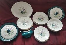 Washington Field Fare Dinner Service