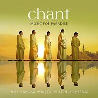 Chant Music for paradise (2007) [Maxi-CD]
