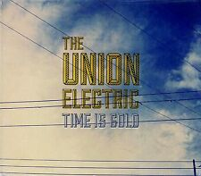 THE UNION ELECTRIC : TIME IS GOLD / CD (RANKOUTSIDER RECORDS 2012)