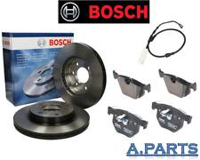 Bosch Disques de Frein Plaquettes avec Wk Essieu Arrière BMW 5/6 E60 E61 E63 E64