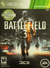 Battlefield 3 -- Platinum Hits (Microsoft Xbox 360, 2013)