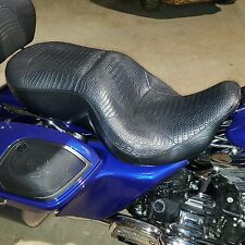 Harley Road King Comfort Stitch (seat Cover Only)