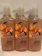 3 bath body works/white Barn deep cleansing Creamy Luxe hand soap, choose scent