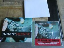 Johnny Hallyday-Album collector Johnny Lounge+ poster-Neuf&Sous blister-2006
