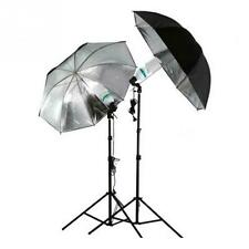 Photo Studio Photography Video Continuous Lamp Light White Soft Umbrella Kits