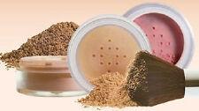 Sheer Bare Minerals Mineral Jar Sets Refills Foundation Bronzer Blush Concealer