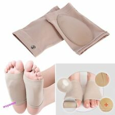 New Foot Health Care Arch Support Plantar Cushion Fasciitis Aid Fallen Arches US