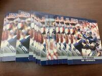 Lot of 10 TROY AIKMAN 1990 PRO SET ROOKIE CARD #78 MINT! DALLAS COWBOYS