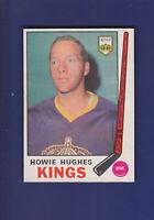 Howie Hughes 1969-70 O-PEE-CHEE OPC Hockey (EXMT) #142 Los Angeles Kings