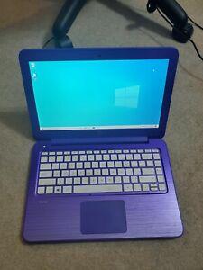 """HP Stream TPN-Q155 - 13"""" - Celeron N3050 1.60GHz  - 2 GB RAM - 32 GB  Purple"""
