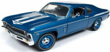 Auto World 1:18 American Muscle 1969 Yenko Chevrolet Nova Diecast Car AMM1135