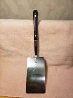 "Vintage EKCO FLINT Stainless Steel Long Blade Spatula Flipper Turner 11.5"""