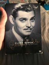 Clark Gable: The Signature Collection (DVD 6-Disc Set) Boom Town, China Seas....