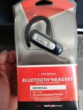 Plantronics Verizon Bluetooth Wireless Headset Universal Pbt 232Z Nib Sealed
