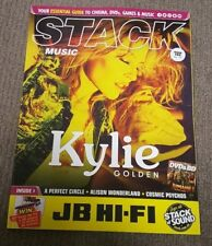"Stack magazine Australia Kylie Minogue ""Golden"" April 2018"