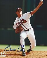 Bruce Chen Atlanta Braves Autographed 8x10 Photo