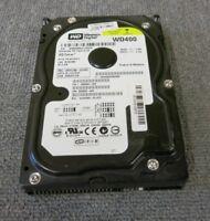 """Western Digital WD400BB-22JHC0 40GB 7200RPM 2MB 3.5"""" ATA-100 Internal Hard Drive"""