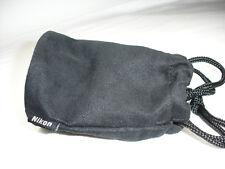 Nikon CL-0915 Black Soft Lens Case Pouch for 18-70mm lens Genuine