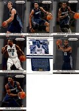 2013-14 Panini Prizm Charlotte Bobcats Complete Team Set w/HRX (8)