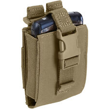 5.11 Tactical C5 Case with Molle Attchments for Cell Phones PDA Sandstone 56030