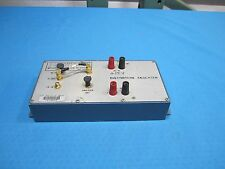 Cubic Defense Systems Distortion Analyzer P/N: 210200-1 Cage 94987