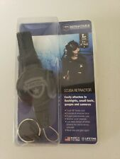 """New listing Boomerang Large Scuba Gear Retractor With Strap And 48"""" Retractable Cord"""