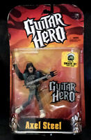 Axel Steel - Guitar Hero - Series 1- McFarlane. McFarlane Toys- New and Sealed