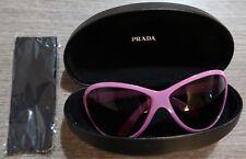 Occhiali da sole sunglasses Prada rosa/pink SPR 13G