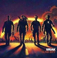 Steak - Slab City [CD Like New]