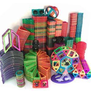 Large Magnetic Building Blocks Educational Children Toys DIY Combination Block