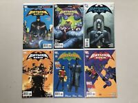 Lot of 12 Batman and Robin (2009) from #2-24 VF Very Fine