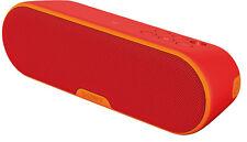 Sony Bluetooth Lautsprecher SRS-XB2R Extra Bass Party Rot Neu OVP