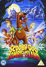 Scooby Doo und die Gespensterinsel [DVD] *NEU* DEUTSCH Gespenster Insel