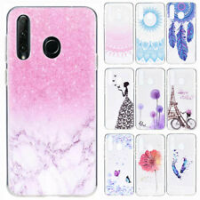For Huawei Honor10i Honor 20i Ultra Thin Clear Cute Print TPU Gel Case Cover