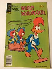 Woody Woodpecker Walter Lantz Gold Key Comic Books No. 160 1977