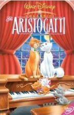 DISNEY DVD Gli aristogatti - 1° ed. bollino tondo con celophan