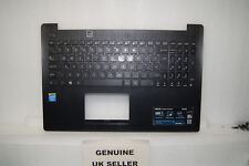 TESTED ORIGINAL ASUS X553M Black Palmrest with UK Keyboard 13NB04X1AP0811  (SF-b