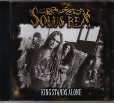 SOLUS REX:KING STANDS ALONE-2009 RETROSPECT RECORDS(RESTRIKE) VHTF***