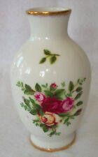 Royal Albert Vase  Old Country Roses