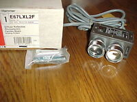 Photoelectric Sensor,Cutler Hammer/Eaton E67LXL2F,Fanlike Beam,DC,New in Box