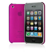 Cygnett Frost Slim Case für iPhone 3G/3GS - transparent/pink