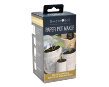 BURGON & BALL Eco Paper Pot maker - 3 sizes