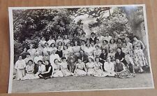 Photograph Social History St Jame's Secretarial College  Class of 1953